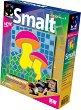 """Създай сам мозайка от шмалта - Гъбки - Творчески комплект от серията """"Smalt"""" -"""