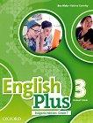 English Plus - ниво 3: Учебник по английски език за 7. клас : Bulgaria Edition - Ben Wetz, Katrina Gormley -