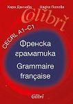 Френска граматика - ниво A1 - C1 Grammaire francaise - celrl A1 - C1 - карта