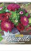 Стенен календар - Bouquets 2019 - календар
