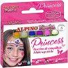 """Бои за лице - Принцеса - Комплект от 6 цвята от серията """"Fiesta"""" -"""