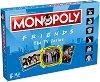 Монополи - Приятели - Семейна бизнес игра на английски език -
