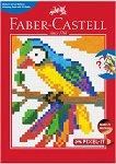 Книжка за оцветяване - Pixel-it - книга