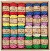 Цветен канап - Комплект от 24 броя -