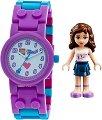 """Детски ръчен часовник - LEGO Friends: Olivia - От серията """"LEGO: Friends"""" -"""