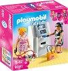 """Банкомат - Детски конструктор от серията """"Playmobil: City Life"""" -"""