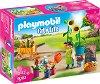 """Цветар - Детски конструктор от серията """"Playmobil: City Life"""" -"""