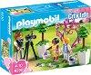 """Празнична фотосесия - Детски конструктор от серията """"Playmobil: City Life"""" -"""