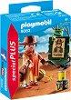 """Каубой - Детски конструктор от серията """"Playmobil: Special Plus"""" -"""