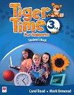 Tiger Time for Bulgaria: Учебник по английски език за 3. клас - помагало