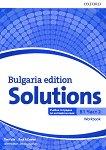 Solutions - ниво B1: Учебна тетрадка по английски език за 9. клас - част 2 Bulgaria Edition - продукт