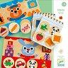 Memo Shop - Детска игра за памет -