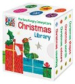 The Very Hungry Caterpillar's Cristmas Library - Eric Carle -