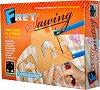 """Дърворезба - Пазител на дома - Творчески комплект от серията """"Fret Sawing"""" -"""
