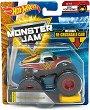 """Бъги - Wonder Woman - Комплект за игра от серията """"Hot Wheels: Monster Jam"""" -"""