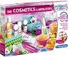 """Лаборатория за козметика - Образователен комплект от серията """"Clementoni: Science"""" -"""