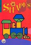 Shapes - занимателна детска книжка на английски език -