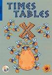 Times Tables - занимателна детска книжка на английски език -