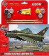 Британски изтребител - English Electric Lightning F.2A -
