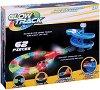 """Glow Track - 62 - Писта с количка от серията """"Asis: Фосфоресциращи писти"""" -"""