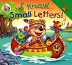 Bread and Butter: I Know Small Letters! -