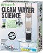"""Станция за пречистване на вода - Детски образователен комплект от серията """"Kidz Labs"""" -"""