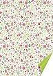 Двустранен картон за скрапбукинг - Коледа - Размери 50 х 70 cm -