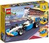 """Екстремни машини - 3 в 1 - Детски конструктор от серията """"LEGO Creator Vehicles"""" -"""