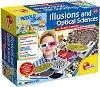 """Илюзионна и оптична наука - Образователен комплект от серията """"I am a Genius"""" -"""
