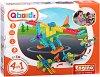 """Самолети - 4 в 1 - Детски конструктор от серията """"Qboidz"""" -"""