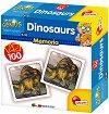 """Динозаври - Мемо игра от серията """"I am a Genius"""" - игра"""