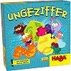 Ungeziffer - Детска образователна игра -