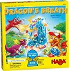 Дъхът на дракона - Детска състезателна игра - игра