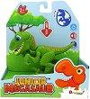 """Раптор - Детска играчка от серията """"Junior Megasaur"""" -"""