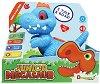 """Говорещо динозавърче - Детска играчка със звуков и светлинен ефект от серията """"Junior Megasaur"""" -"""