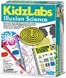 """Илюзионна наука - Детски образователен комплект от серията """"Kidz Labs"""" -"""