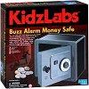 """Сейф с аларма - Детски образователен комплект от серията """"Kidz Labs"""" -"""