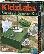 """Наука за оцеляването - Детски образователен комплект от серията """"Kidz Labs"""" -"""
