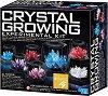 """Растящи кристали - Детски образователен комплект от серията """"Science In Action"""" -"""