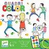 Quadri Color - Детска състезателна игра - игра