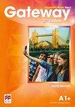 Gateway - Elementary (А1+): Учебник по английски език + онлайн ресурси Second Edition - учебник
