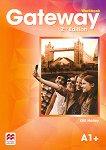 Gateway - Elementary (А1+): Учебна тетрадка по английски език Second Edition -