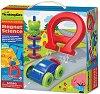 """Магнитна наука - Образователен комплект от серията """"Thinking Kits"""" -"""