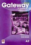 Gateway - Pre-Intermediate (А2): Учебна тетрадка по английски език : Second Edition - Annie Cornford, Lynda Edwards -