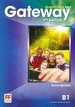 Gateway - Intermediate (B1): Учебник по английски език + онлайн ресурси : Second Edition - David Spencer - помагало
