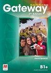 Gateway - Intermediate (B1+): Учебник по английски език + онлайн ресурси : Second Edition - David Spencer -