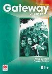 Gateway - Intermediate (B1+): Учебна тетрадка по английски език : Second Edition - Annie Cornford, Frances Watkins - учебник