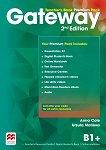 Gateway - Intermediate (B1+): Книга за учителя по английски език + онлайн ресурси Second Edition -