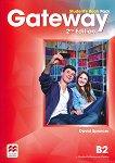 Gateway - Upper-Intermediate (B2): Учебник по английски език + онлайн ресурси : Second Edition - David Spencer - помагало