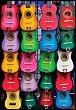 Цветни китари -